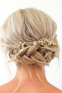 2018 Latest Short Hairstyles For Prom Updos