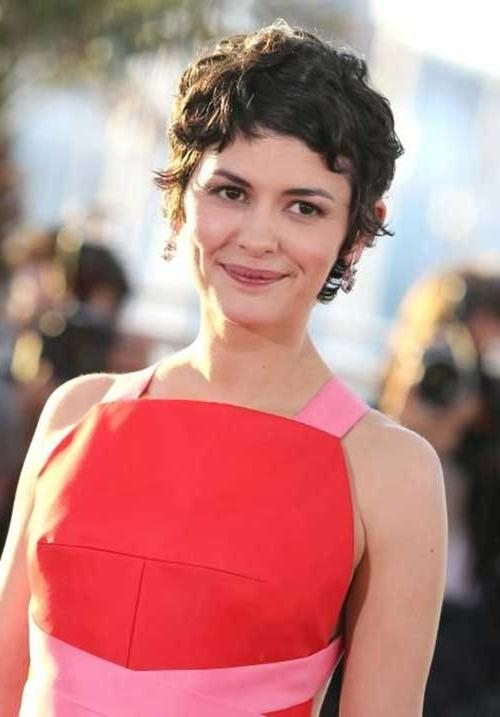 20 Collection of Audrey Tautou Short Haircuts
