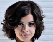 ideas of thick wavy short haircuts