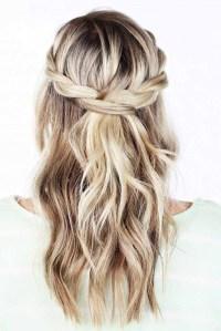 20 Ideas of Half Up Half Down Short Hairstyles