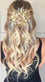 ideas of prom long hairstyles