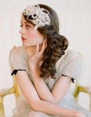 of flapper girl long hairstyles