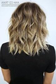 of medium long haircuts