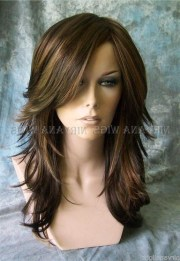 ideas of layered long haircut