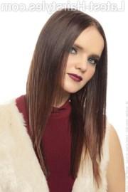 ideas of medium long hairstyles