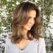 2018 latest medium long hairstyles