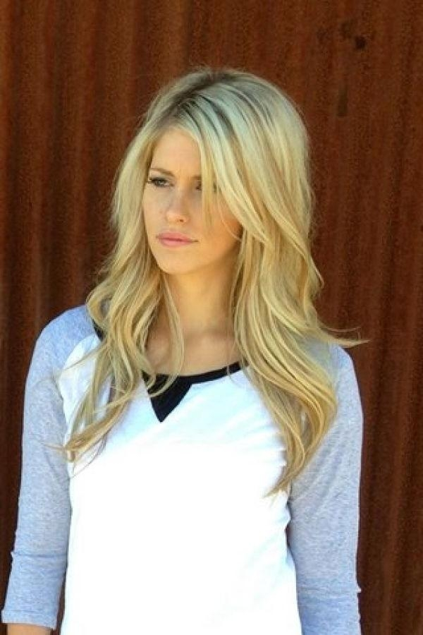 15 Best Ideas Of Medium To Long Haircuts For Thin Hair