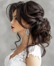 ideas of wedding long hairstyles