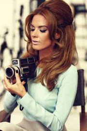 collection of 1960s long hairstyles