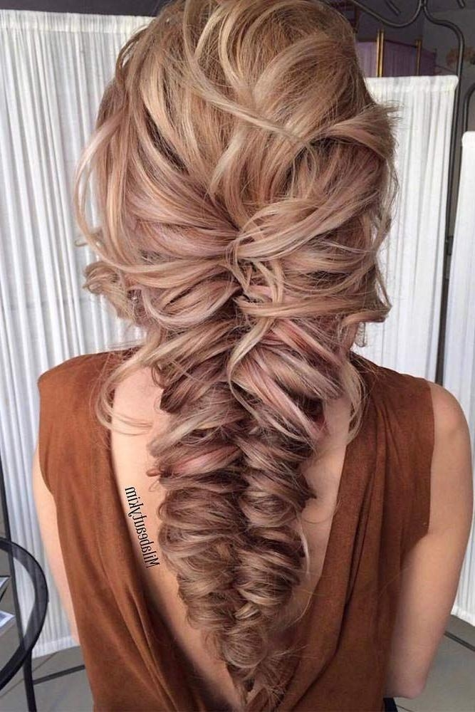 15 Ideas of Prom Long Hairstyles