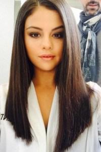 2018 Latest Long Haircuts Straight Hair
