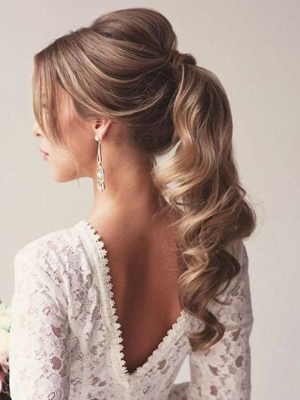 20 Best of Long Hairstyles For Evening Wear