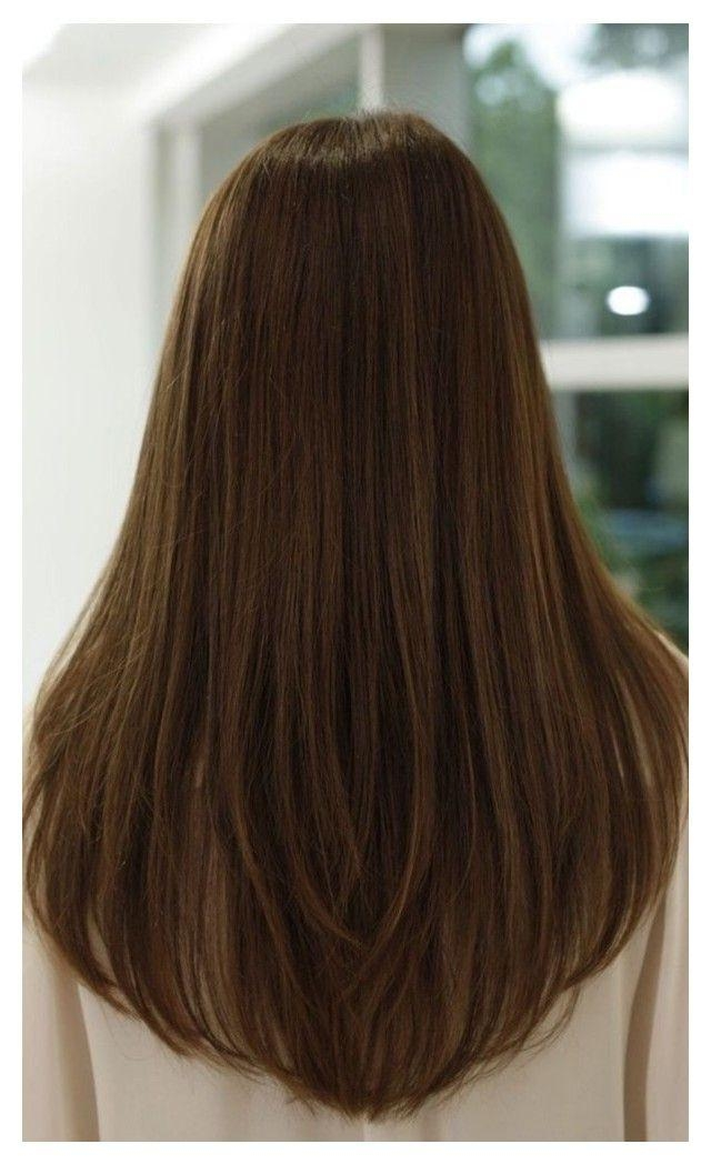 2019 Latest One Length Long Haircuts