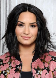 ideas of demi lovato short hairstyles