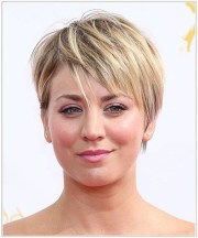 30 Low Maintenance Short Hairstyles For Thick Hair Round Face