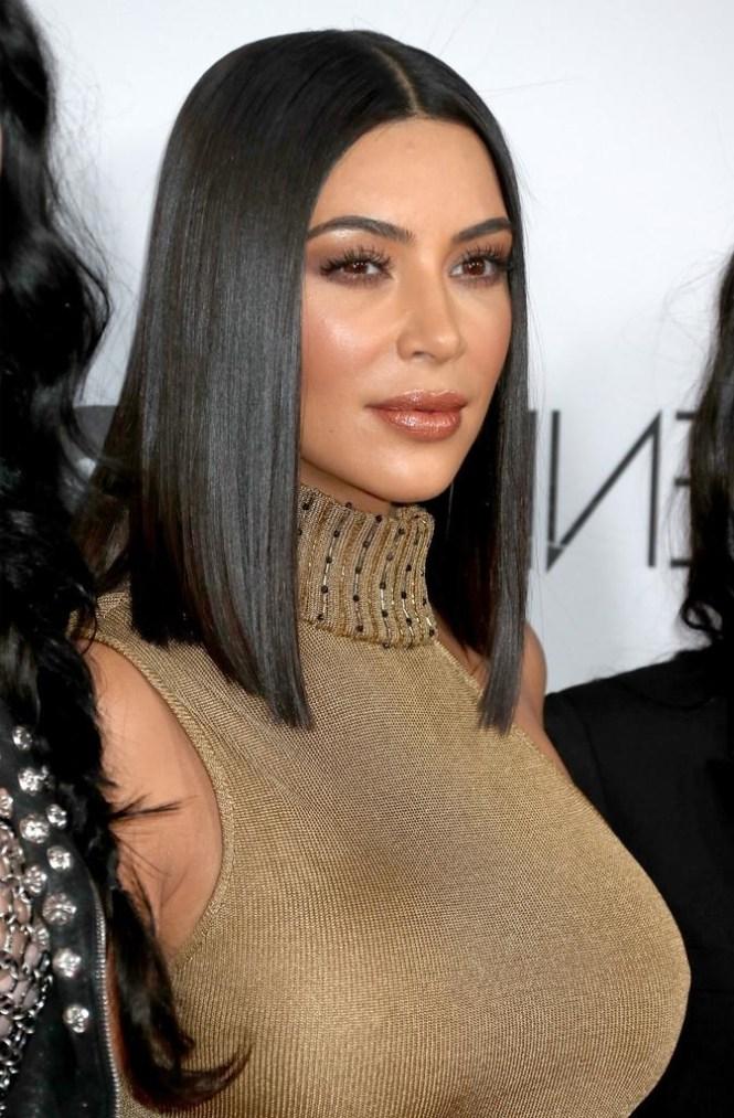 Kim Kardashian Short Haircut Choice Image Haircuts 2018 Men Fade