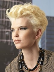 2019 popular sporty short haircuts