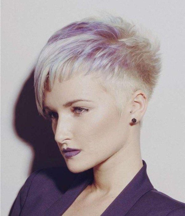 30 Short Funky Hairstyles For Women With Fine Hair