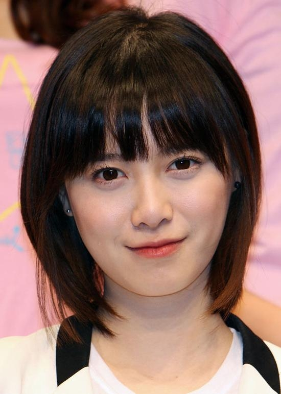 20 Photo of Korean  Hairstyles  For Oval  Shaped Face