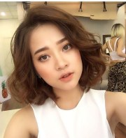 asian short perm hairstyles 2018