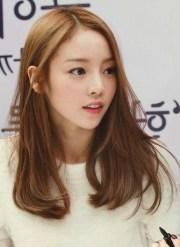 of medium korean hairstyles