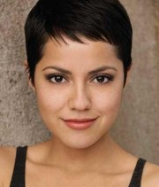 of super short pixie haircuts