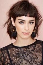 ideas of short shaggy hairstyles