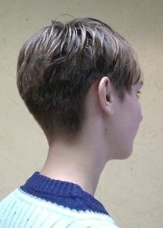 collection of tapered pixie
