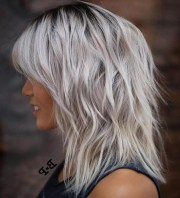 inspirations of shag hairstyles