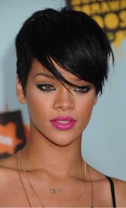 of rihanna pixie haircuts