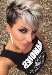 2019 latest punk rock pixie haircuts