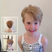 2019 latest baby girl pixie haircuts
