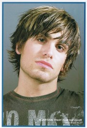 collection of shaggy emo haircuts