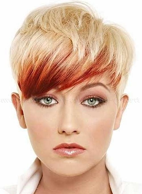 30 Pixie Hairstyles With Red Highlights Hairstyles Ideas Walk