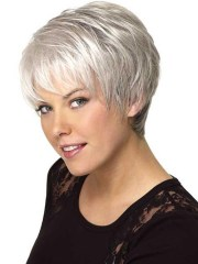 of gray hair pixie haircuts