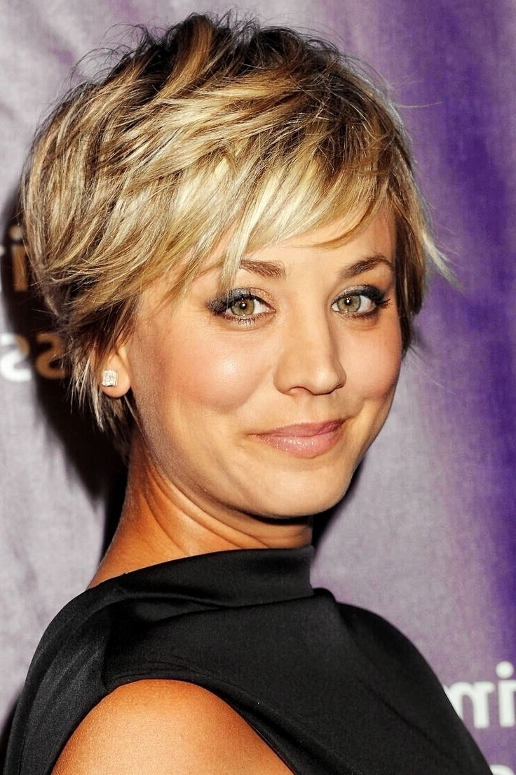 2019 Popular Shaggy Hairstyles For Fine Hair Over 50