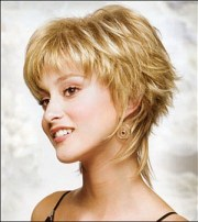 ideas of short shaggy hairstyles