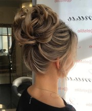 collection of formal updos