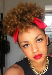 2020 latest cute updos african