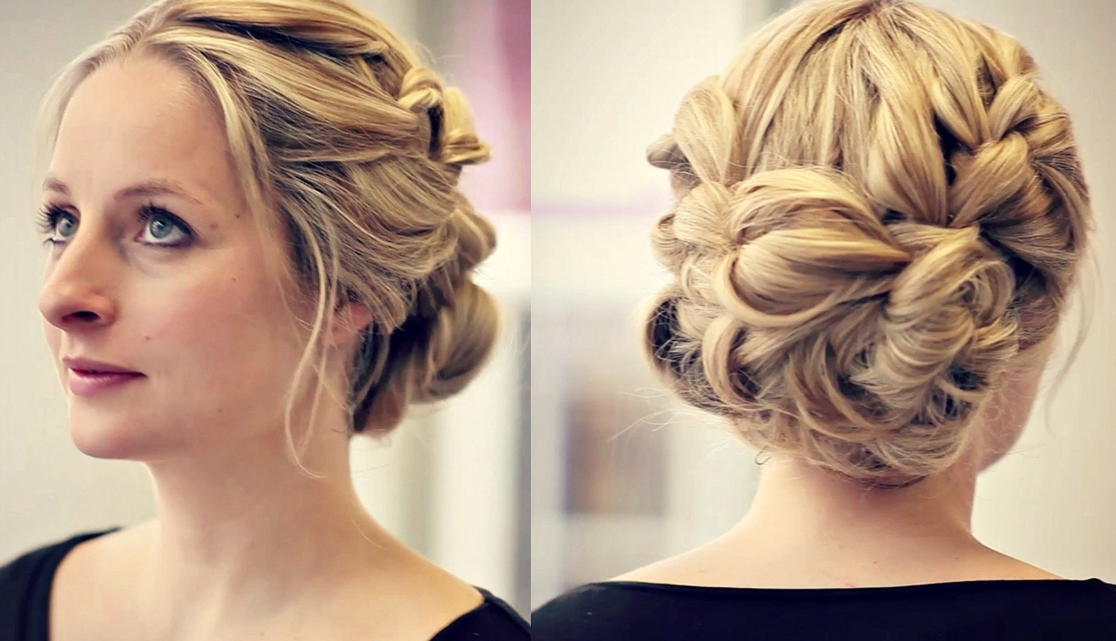 2019 Latest Updo Hairstyles For Mother Of The Groom