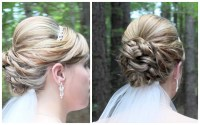 15 Photo of Easy Diy Updos For Medium Length Hair