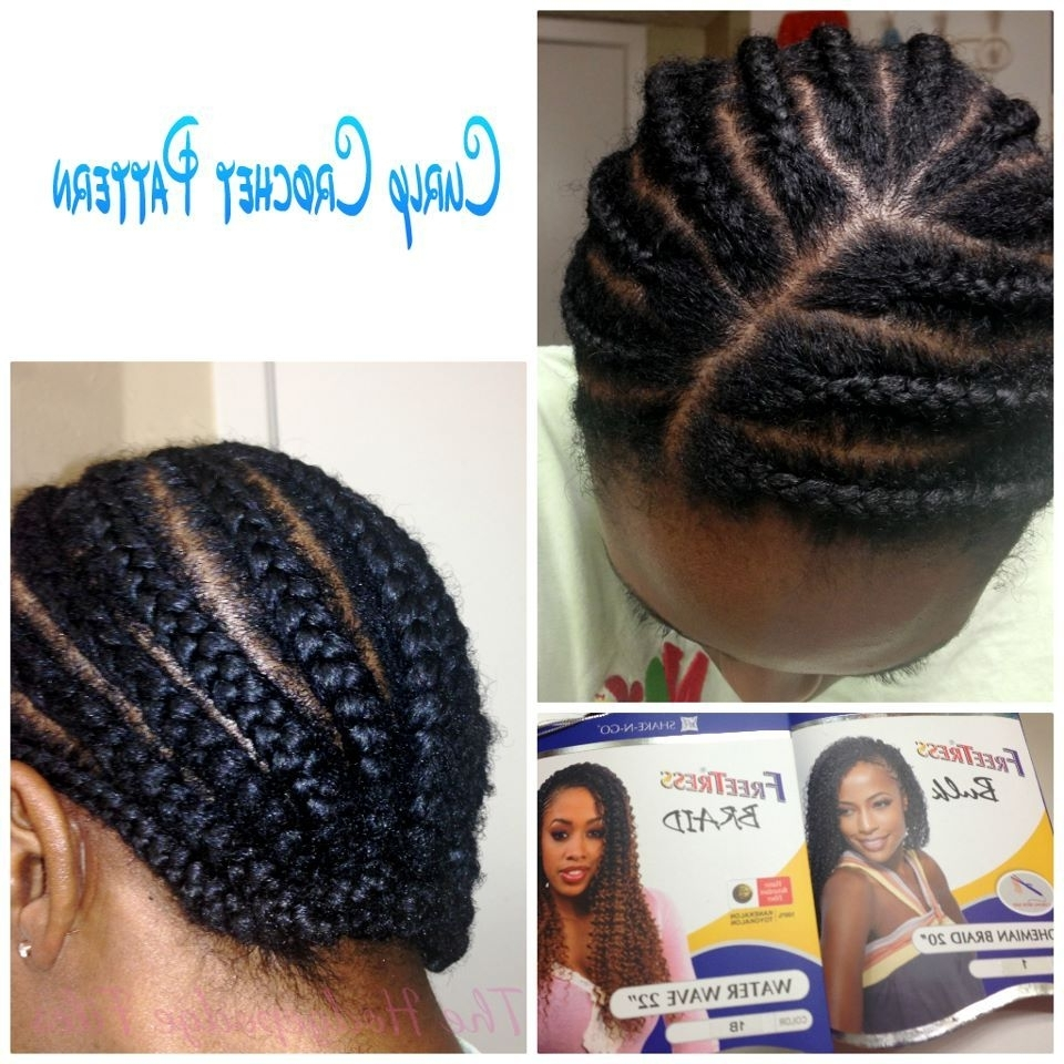 Crochet Braid Styles Images Freetress Synthetic Hair Crochet