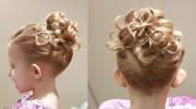 inspirations of easy updo hairstyles
