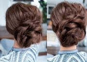 2019 popular easy updo hairstyles