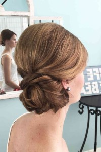 15 Collection of Updos For Fine Thin Hair