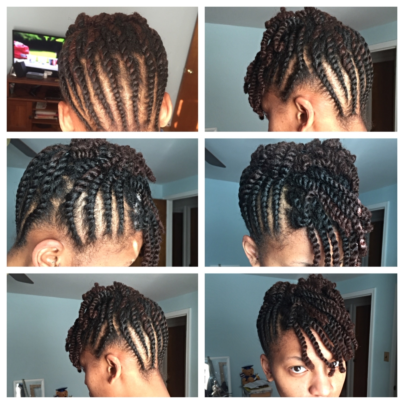 Two Strand Twist Styles On Natural Hair Find Your Perfect Hair Style