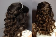collection of updo hairstyles