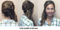15 Collection of Long Hair Side Ponytail Updo Hairstyles