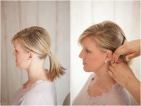 15 Collection of Updo Hairstyles For Short Hair For Wedding