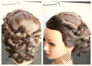 inspirations of homecoming updo